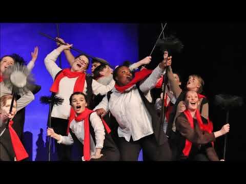 "Edwardsville High School ""Mary Poppins"" 2018 Slideshow"
