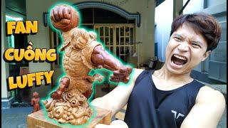Tony Nhịn Đói 10 Ngày Lấy Tiền Mua Luffy Gear 4
