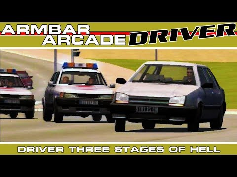 THREE STAGES OF HELL!! Driver 1/2/3 Survival Mode|Armbar Arcade Challenge Belt