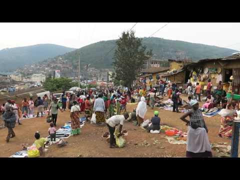 One Minute: Isoko Mini-Market, Kigali, Rwanda