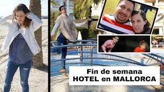 VLOG Dias #2 y #3: Fin de semana de HOTEL/ NUESTRA VIDA EN MALLORCA/ Talianne Aventuras en famiia