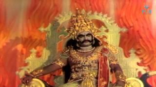 Yamagola - N.T.R Questioning Yama Dharma Raju