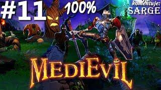 Zagrajmy w MediEvil 2019 PL (100%) odc. 11 - Stawy pradawnych umarłych