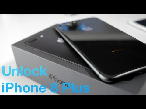 How To Unlock IPhone 8 Plus