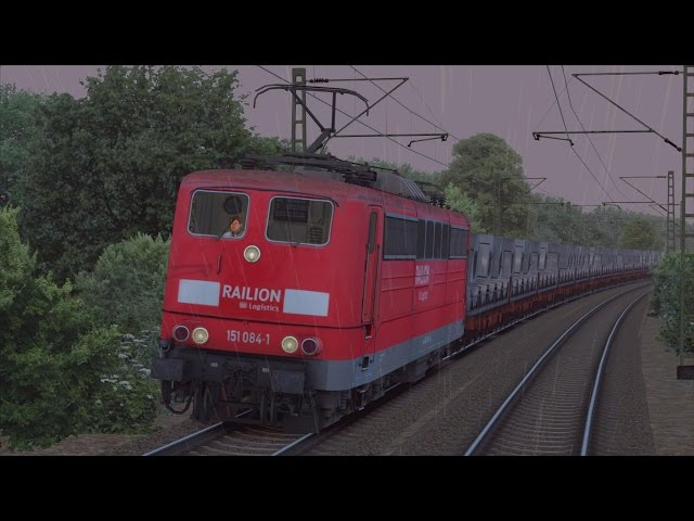 LET`S TEST Train Simulator 2015 / Preview Hagen-Siegen V3 mit CS 61264 nach Hagen