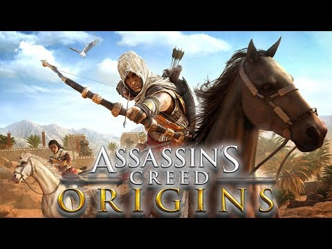 ASSASSIN'S CREED ORIGINS THE END