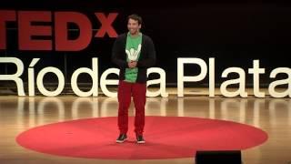 Del dolor a la creacion | Diego Coran Oria | TEDxRiodelaPlata