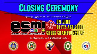 ESMI ON-LINE AGE GROUP CHESS CHAMPIONSHIPS