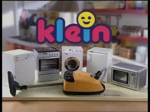 Klein  Electrodomsticos de juguete Miele  YouTube
