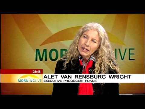 Alet van Rensburg Wright on the search for Gert van Rooyen s victims     Alet van Rensburg Wright on the search for Gert van Rooyen s victims