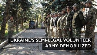 "Ukraine's ""Invisible"" Volunteer Fighters"