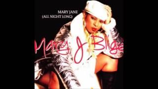 Mary J  Blige -  All Night Long HQ