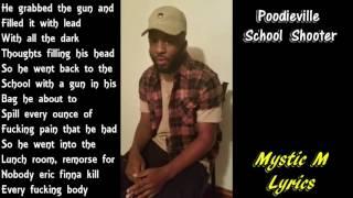Poodieville - School Shooter ( Lyrics )
