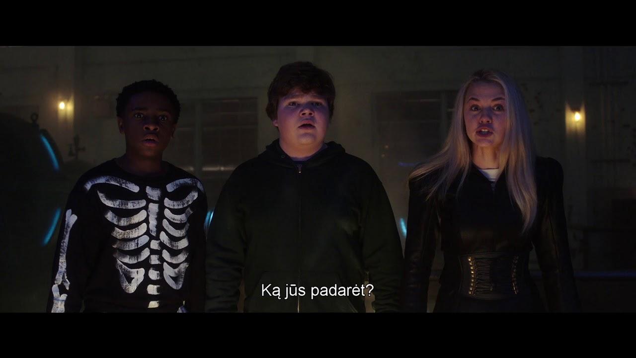 """""""Šiurpuliukai 2: prakeiktas Helovynas"""" - kinuose nuo spalio 12 d."""