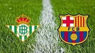Fc Barcelona vs Real Betis - Celta de Vigo vs Real Sociedad Live stream. 21/01/2018