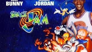 Space Jam Goes with everything: Sonic Generations