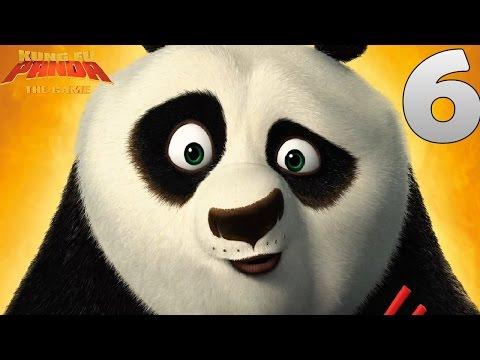 Zagrajmy w Kung Fu Panda odc.6 Świątynia Wu Dan