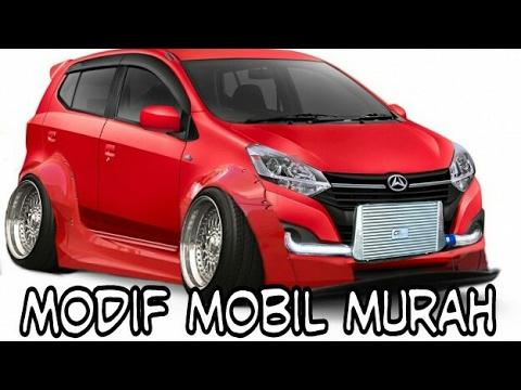 670 Koleksi Biaya Modifikasi Mobil Agya HD