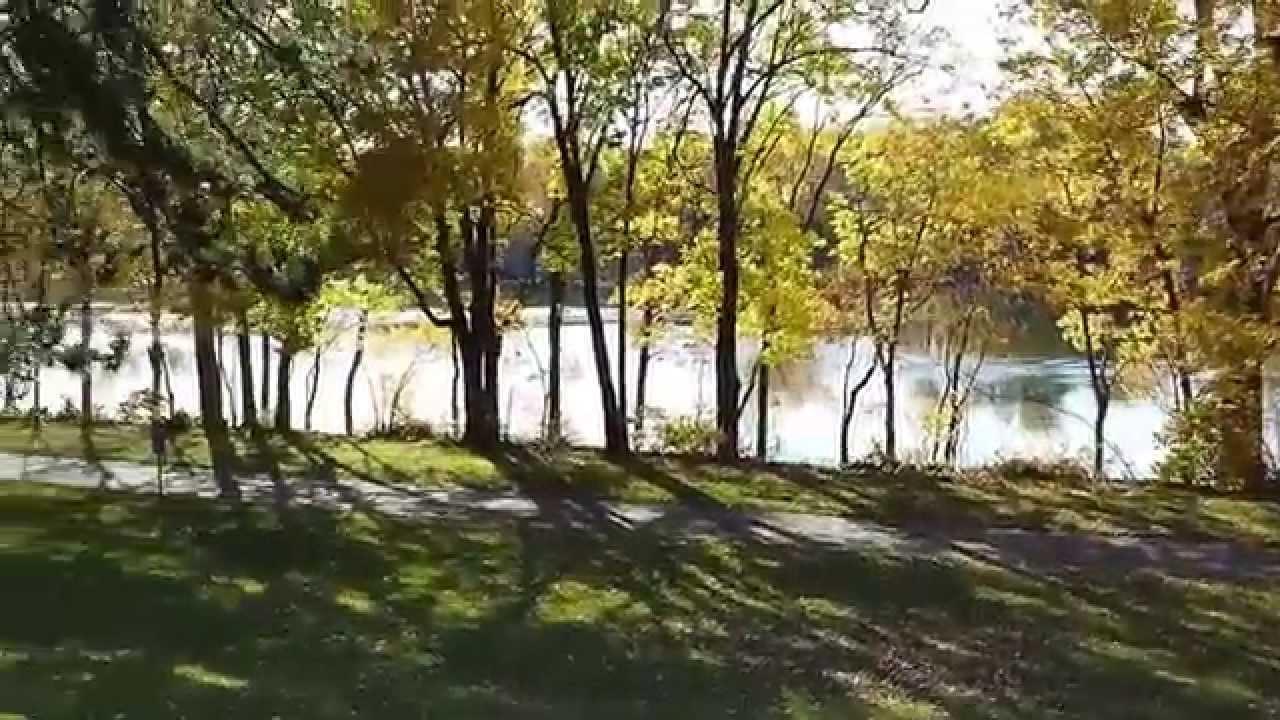 Anoka county riverfront park