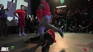 Break Free Worldwide vs Shun Murda - Finał ekip na B-Boy City XXIV