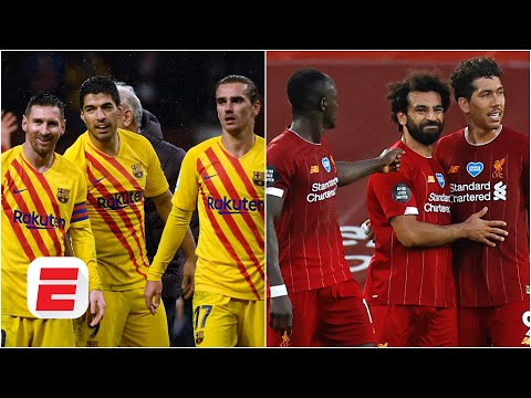 Why Messi, Suarez and Griezmann doesn't work and Liverpool's Salah, Mane and Firmino do | ESPN FC