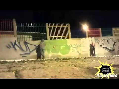 Graffiti ilegal qro 2015