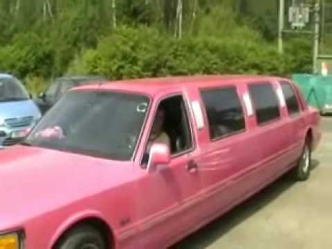 Lincoln Town Car Limo 1997 Run Youtube