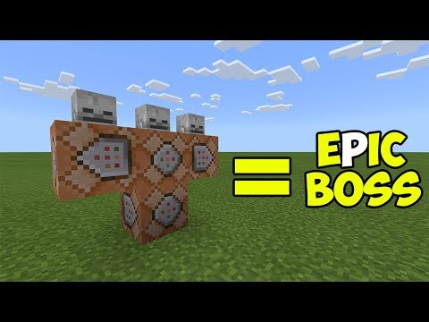 I Summoned The New Epic Boss In Minecraft - Then This Happened...