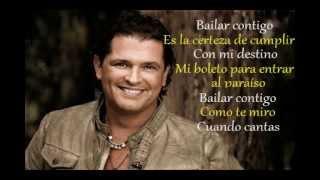 08. Bailar Contigo - Carlos Vives [Corazón Profundo (2013) • (Con Letra)]
