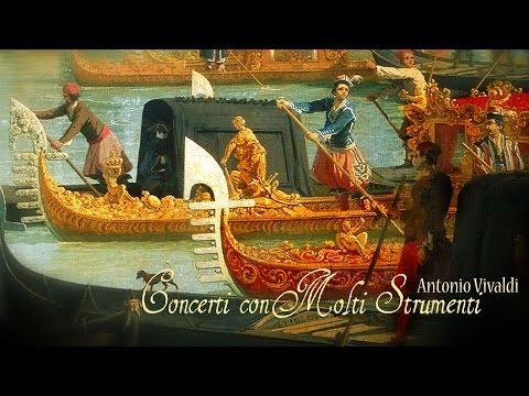 A. Vivaldi: Concerti con molti strumenti [Europa Galante - F. Biondi]