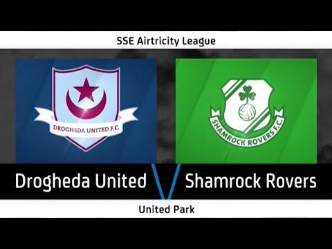 Highlights: Drogheda United 2-1 Shamrock Rovers
