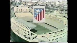 1980/81.- Atlético Madrid 1 Vs. FC Barcelona 0 (Liga - Jª 27)