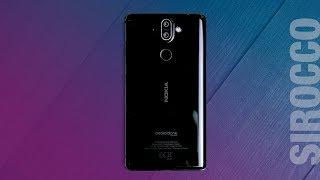 Nokia 8 Sirocco - флагман не для всех!