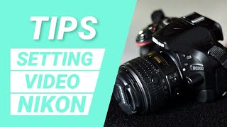 Cara Setting Video Terbaik Kamera Nikon - Nikon D5200