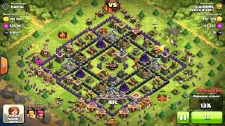 Clash of Clans | Dutch Kingz | High loot raid by SuperNL