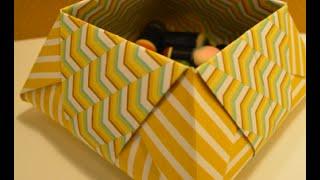 Origami Doosje