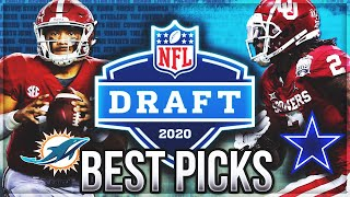 BEST Picks and Draft Grades for ALL 32 Teams | 2020 NFL Draft