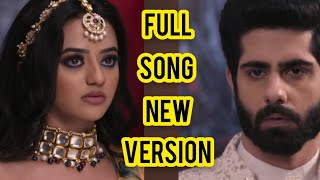 Ishq Mein Marjawan 2 Full Title Song | New Version | Male Version | Riansh | CODE NAME BADSHAH 2