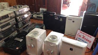 Máy lọc không khí ion Nhật bãi xịn Bếp gia nhập khẩu lh em Hoàng 0909999083