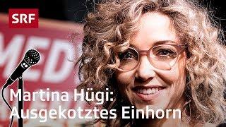 Martina Hügi: Ohren-Knie-Model und Lehrerin | Comedy Talent Show mit Lisa Christ | SRF Comedy