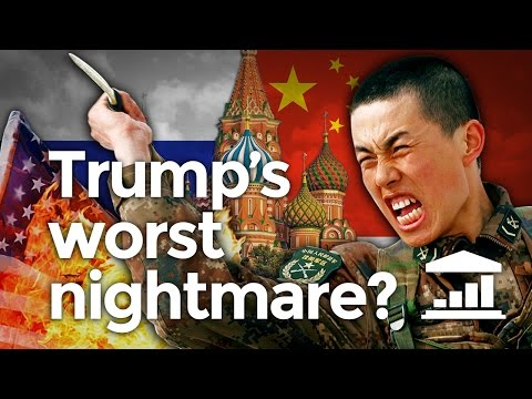 A CHINESE - RUSSIAN alliance: Trump's NIGHTMARE? - VisualPolitik EN