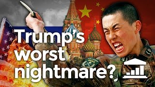 A CHINESE - RUSSIAN alliance: Trump