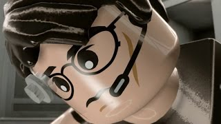 LEGO Dimensions - Mission: Impossible Level Pack Walkthrough