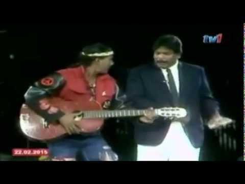Lawak 90-an Interview Rock Ali Mamak Acappan Bukan Maharaja Lawak