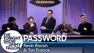 Password with Kevin Bacon and Tan France