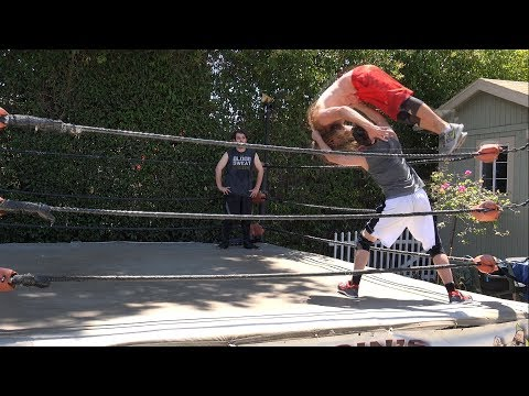 Ric Drasin's Wrestling School in 4K