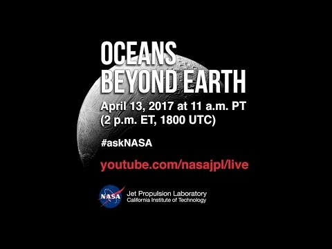 NASA: News Conference on Oceans Beyond Earth