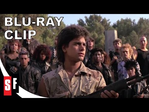 Never Too Young To Die (1986) Clip 1: Brawl (HD)