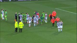 James McClean & Danny Graham altercation following West Brom v Sunderland
