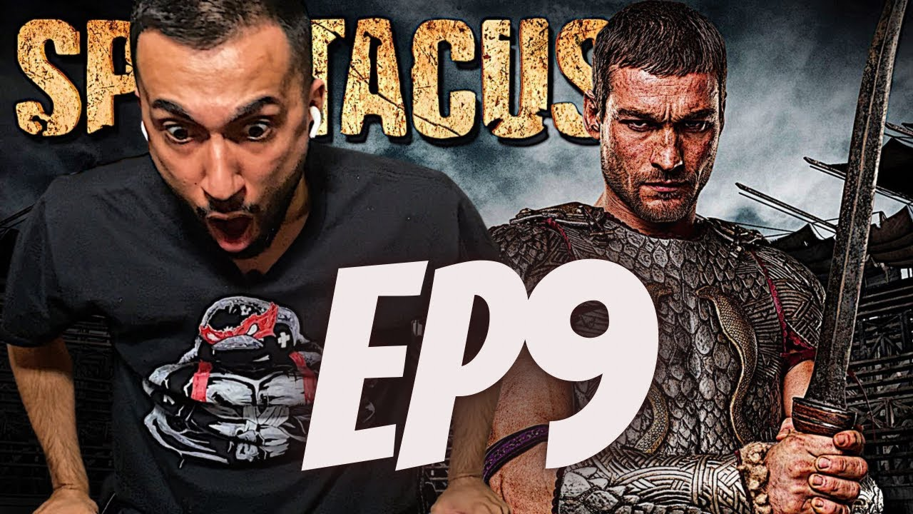 Download SPARTACUS SEASON 1 EPISODE 9 REACTION